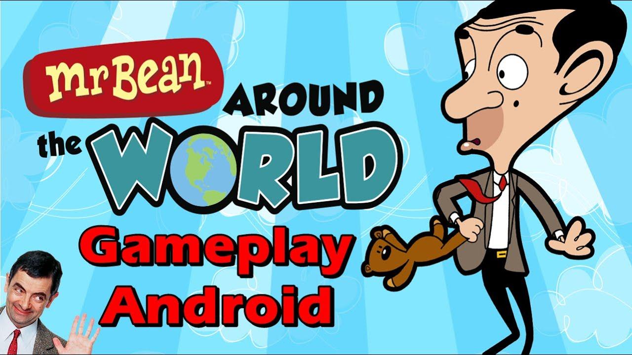 Mr Bean Around The World Jogo Do Mr Bean Para Android Gameplay Youtube