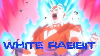 Dragon Ball Super「AMV」 - White Rabbit Goku VS Hit