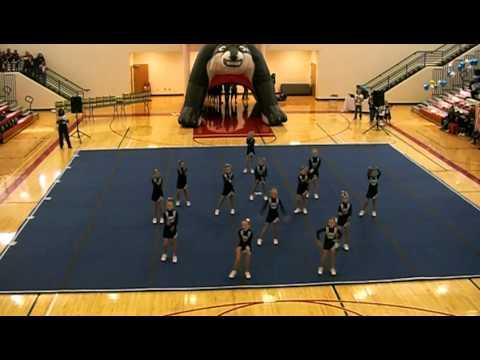 Sharpsburg Stallions Cheerleaders 9 and 10 year olds 2010