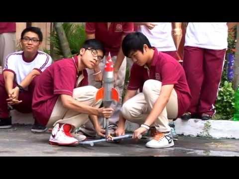 VAS Water Rocket Competior - 3.2012