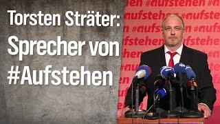 Torsten Sträter: Pressesprecher von Sahra Wagenknecht