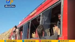 26 Passengers Including Soldiers Killed | in a Freak Bus Accident | in Pakistan