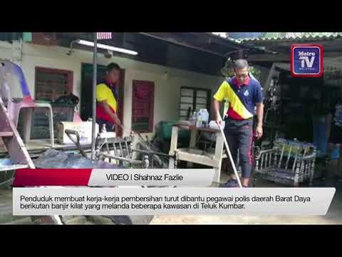 Tinjauan banjir di Perlis dan Pulau Pinang