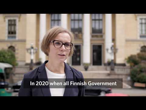 The Prime Minister's Office: One of Finland's most significant digitalization projects