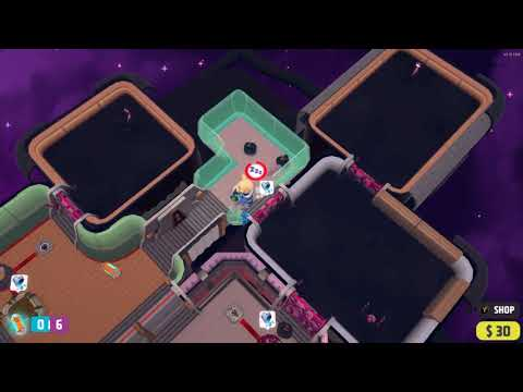 Out of Space - A beautiful and extremely addictive game (action)  