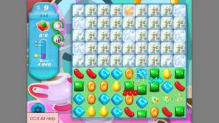 Candy Crush Soda Saga level 346 Green soda