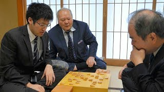 朝日アマ将棋名人戦第1局 立会人の加藤一二三九段が対局を振り返る