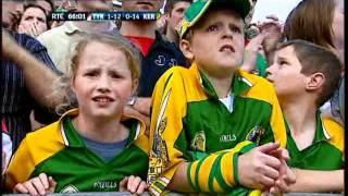 All-Ireland Final 2008 Tyrone v Kerry Second Half