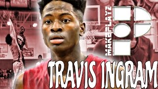 Travis ingram will dunk on your family! official junior mixtape!