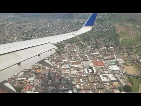 Tegucigalpa toncontin landing