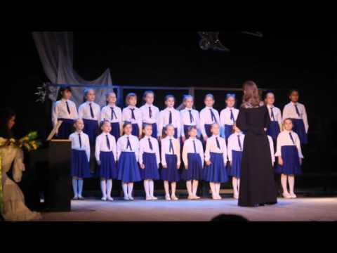 Конкурс (категория Младший хор) Юные таланты Московии, Железнодорожный, 20.03.2016