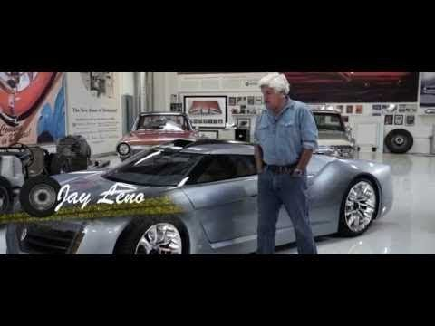Jay Leno on 3D scanning and 3D printing from 3D Systems