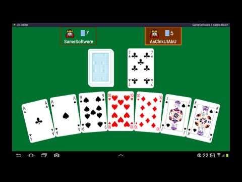 Mau Mau Online Android Card Game