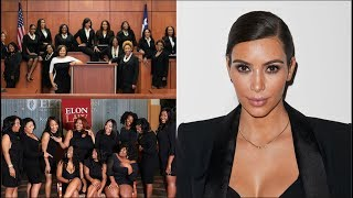 WHY BLK LAWYERS D0N'T RESPECT KIM K 'READING THE LAW' ROUTE!