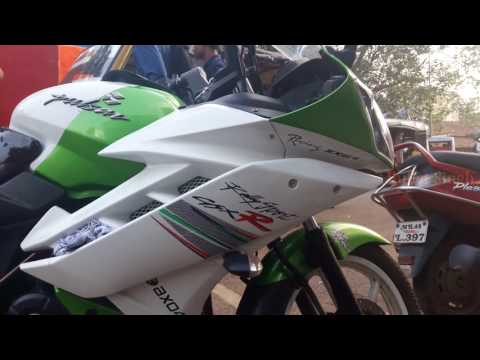 bajaj pulsar 150 modified  (Full Fairing )  - bullet singh boisar