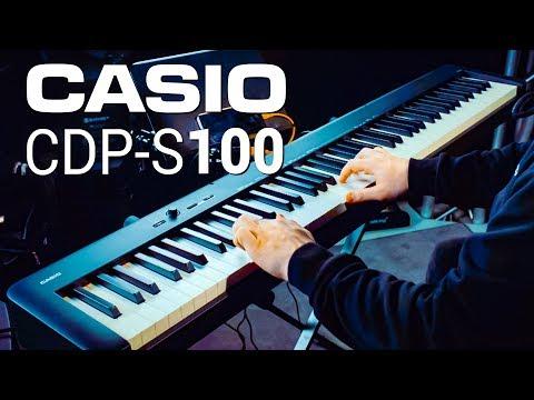 Самое компактное цифровое пианино в мире