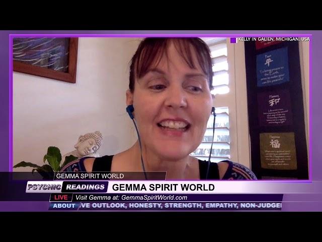 Gemma Spirit World - August 15, 2019