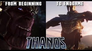 From Beginning to Endgame: The Story of Thanos
