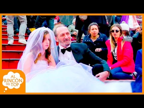 Niña de 12 años se casa con un hombre de 65