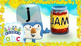Phonics - Learn to Read | The Letter 'J'