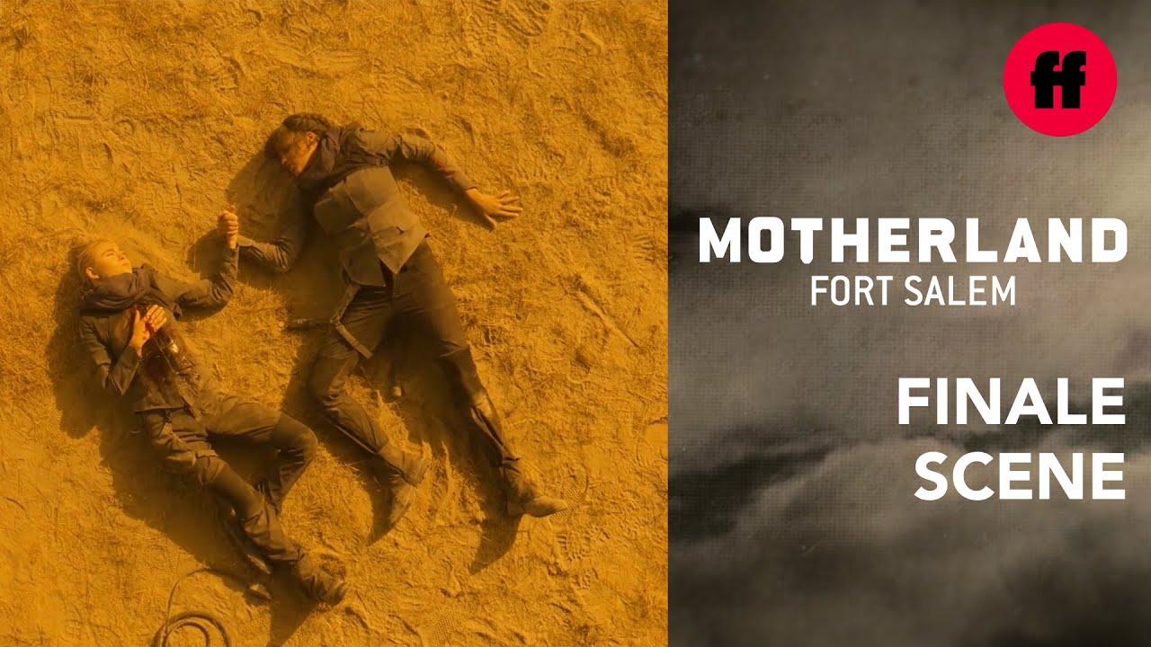 Download Motherland: Fort Salem Season 1 Finale | Abigail Links With Raelle | Freeform