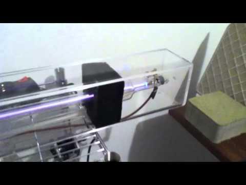 Homemade 40W CO2 laser