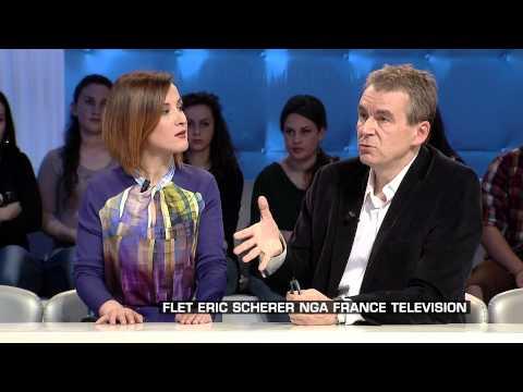 Zone e lire - Flet Eric Scherer nga France Television! (28 mars 2015)