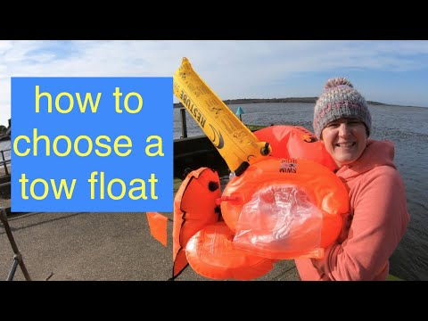 How To Choose A Tow Float (swim Secure Lomo Watersport Puffin Swim Restube)