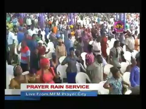 Prayer Rain Friday May 19, 2017
