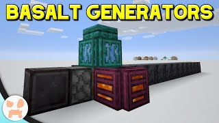 3 EASY MUST HAVE BASALT GENERATORS!