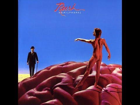 Rush - Hemispheres (Full Album, 1978) HD