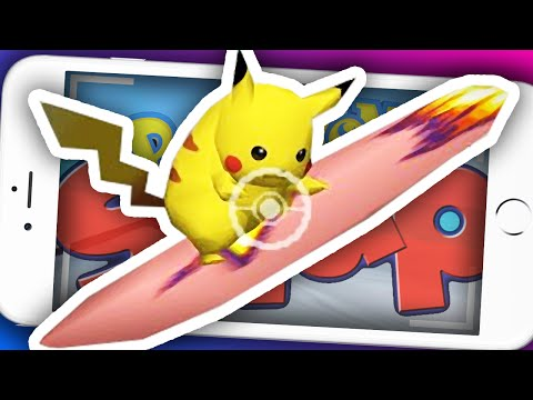 THE ORIGINAL POKEMON GO!! | Pokemon Snap