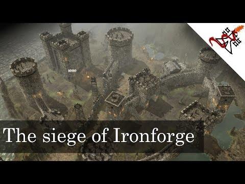 [Прохождение] Stronghold 3 - Кампания Блекстаффа - Миссия 3