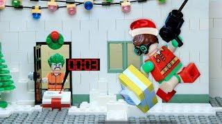 lego batman and robin christmas night mission
