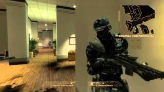 TC's RainbowSix Vegas (Xbox one) - Terrorist Hunt Gameplay (Realistic)