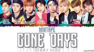 Download STRAY KIDS – 'Mixtape : Gone Days' Lyrics [Color Coded_Han_Rom_Eng]