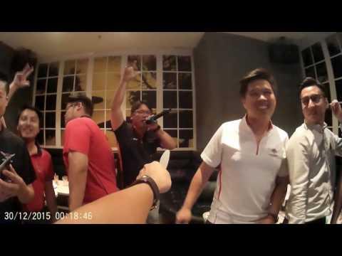 Kia Cerato K3 Club Penang - (Karaoke 30-12-15)