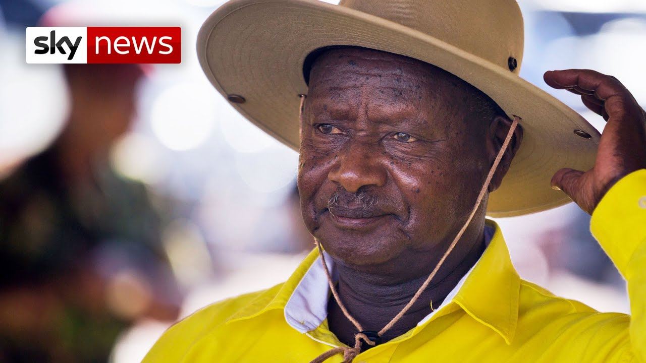 Yoweri Museveni declared winner of Uganda presidential election