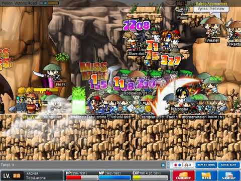 Maple Global Perion Monster Event