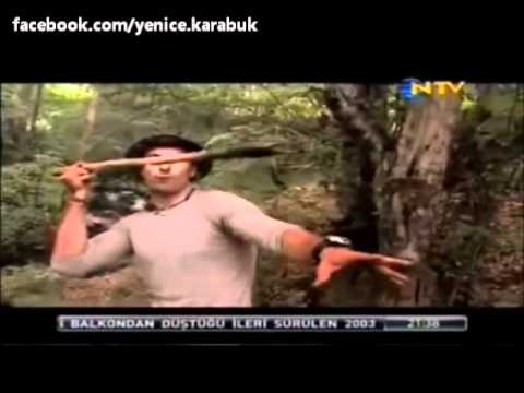 Doğada Tek Başına - Yenice Karabük ( NTV - Bölüm 3)