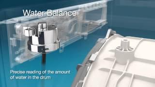 видео Посудомоечная машина узкая Indesit DSR 26B S RU