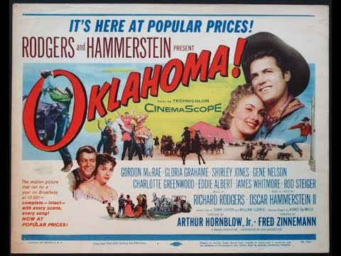 Oklahoma! (#0) Movie Overture & Main Title (not part of the 1955 LP)