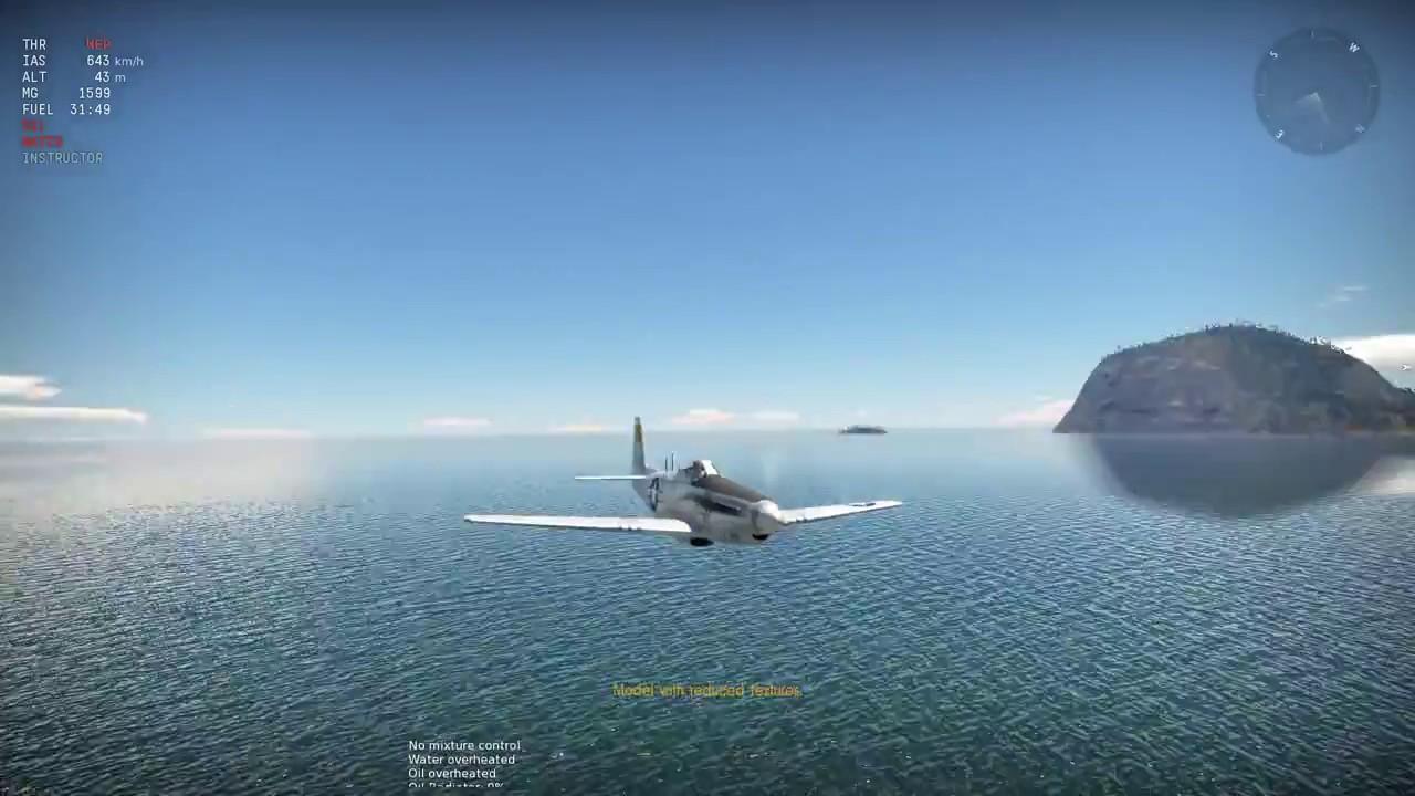 The Mustangs FINAL FORM - P-51H (War Thunder Plane ...