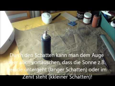 Malen Mit Acryl Licht Und Schatten Teil 1 2 Youtube