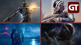 Thumbnail für Mass Effect Andromeda - Hoffnungen, Ängste, Prognosen, Vorfreude - GT-Talk #28