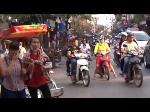 Laos Street Food, Street Food in Vietnam, Lao Food Street Food in Vientiane, Hanoi Food