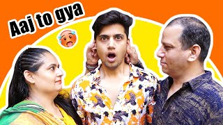 WHO KNOWS ME BETTER ❓ MOM vs DAD😱 (Family Challenge❤️) | Mohak Narang