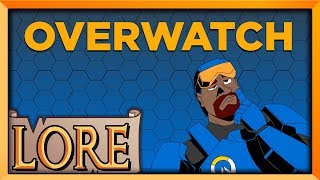 OVERWATCH: Rise of the Omnics | LORE in a Minute! | History of Overwatch Universe | Octopimp | LORE