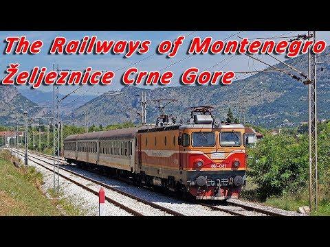 The Railways Of Montenegro - Željeznice Crne Gore