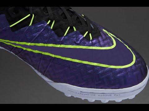 b7a0ef54 Nike HyperVenomX Finale TF UltraViolet - Обзор, Тест, Видео. - YouTube